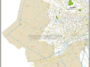 Bản Đồ Huyện Bình Chánh Thành Phố Hồ Chí Minh