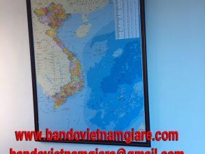 Mua bản đồ Việt Nam ở đâu uy tín và chất lượng